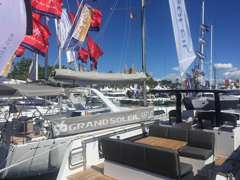Palma Boat Show Exibition