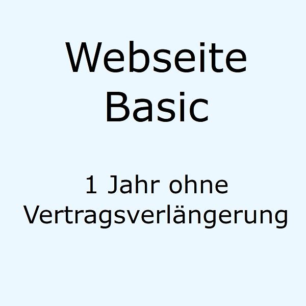 Webseite Basic Portal Mallorca