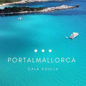 Portal Mallorca Werbe Anzeige