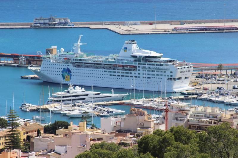 Mit der Fähre von Barcelona nach Mallorca