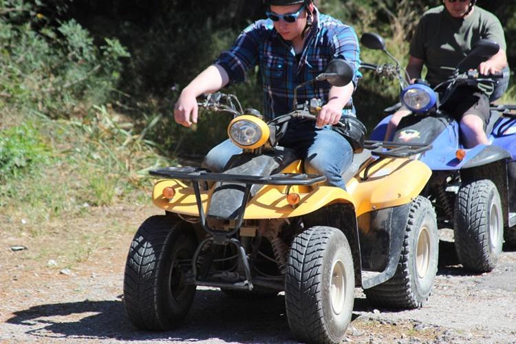 Quad Team Portal Mallorca
