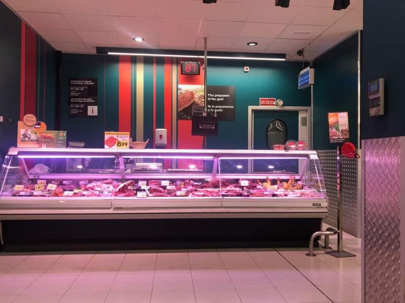 Eroski Supermarkt Portixol Palma de Mallorca