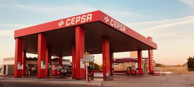 Cepsa Tankstelle Llucmajor Estaciones de servicios Estación de servicio Cepsa Jeronima Pou, Lluchmayor
