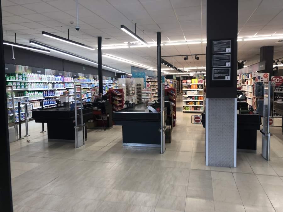 Eroski Supermarkt Campos
