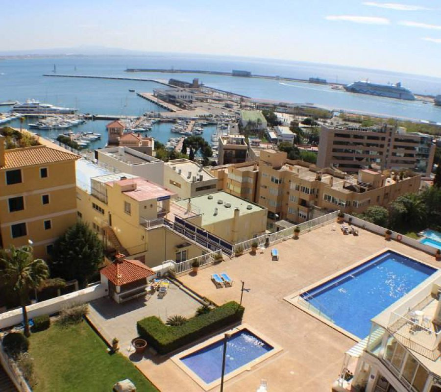 Hotel rechtzeitig buchen Horizonte Stadt Portal Mallorca